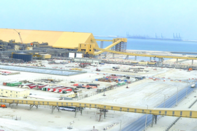 EGA achieves another milestone in its alumina refinery project