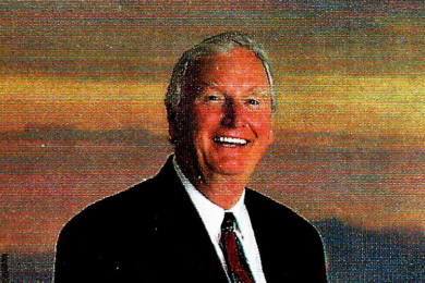 Obituary:     J. Burgess Winter, past President and CEO, Magma Copper
