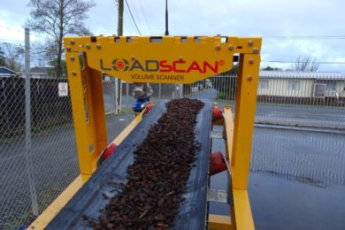 Loadscan launches new conveyor volume scanner solution