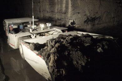 Komatsu progressing with integration of former GE Fairchild underground products