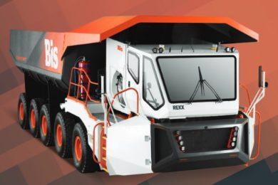 Bis' Rexx 20-wheel dump truck impresses at Glencore's Murrin Murrin mine