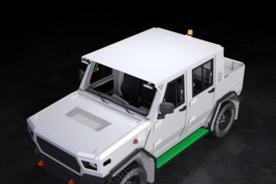 Miller Technology develops electric STEV utility vehicle