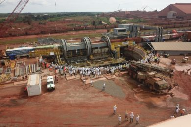 Fluor helps CBG reach major milestone at Guinea bauxite expansion project