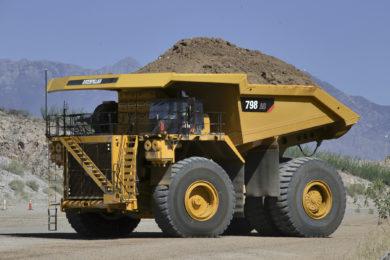 Caterpillar Talks Up Its New Ultra Class Electric Drive Mining