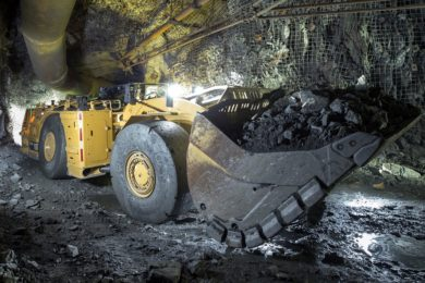 Caterpillar's R1700 underground LHD starts to prove its worth