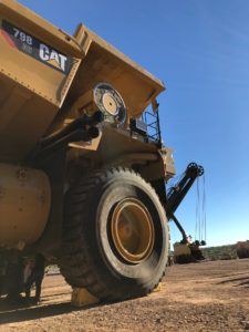 The Design Of New Trucks Focuses On Delivering Cl Leading Payload High Reliability And Simple Serviceability Cat Says These Attributes Are Built