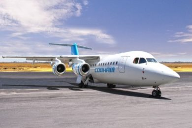0c6b9a1357c Cobham Aviation Services has secured a three-year contract with OZ Minerals  to provide fly-in