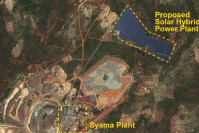 syama gold mine