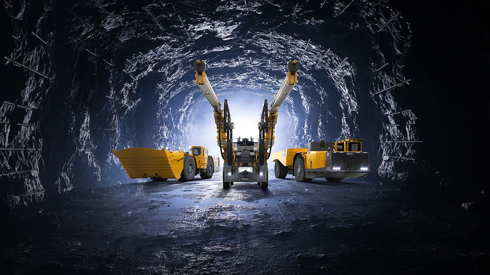 Epiroc Unveils 2nd Generation Battery Electric Underground