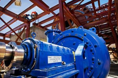 GIW Gasite MDX 42 mill discharge pump impresses at Minnesota iron ore plant