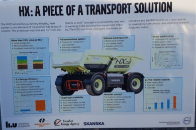 Future mining equipment demand and a move to electric power