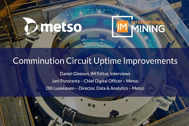 Comminution circuit uptime improvements