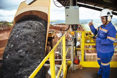 Anglo resumes operations at Minas-Rio iron ore mine
