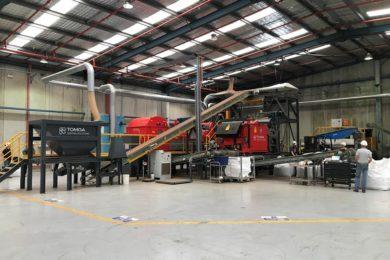TOMRA upgrades bulk samples at Novo's Karratha gold project