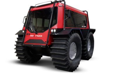 Zeal Motor Inc Brings Off Road Fat Truck To Mine Utility Vehicle Market