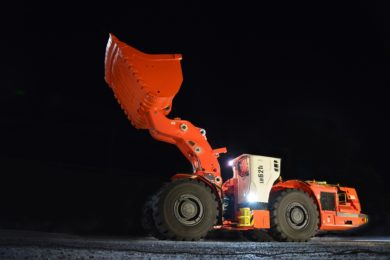 Sandvik introduces new 'intelligent' LH621i underground LHD