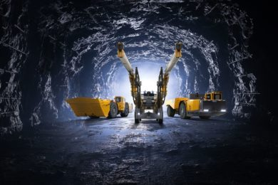 Epiroc deploys ABB's optimised e-drivetrain in 2nd generation battery-powered underground mining vehicles