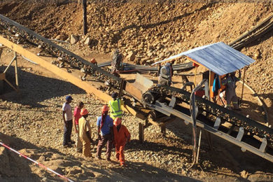 Huafei Gold Resources wins mining contract bid at Xtract's