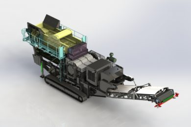 B&E International lines up launch of track-mounted mobile coal crushing solution