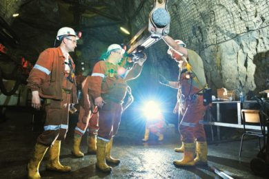 Dundee Precious Metals to map underground mines with Exyn A3R autonomous drones