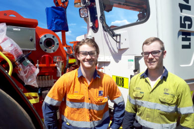RCT helps train up Northern Star and Gold Fields apprentices