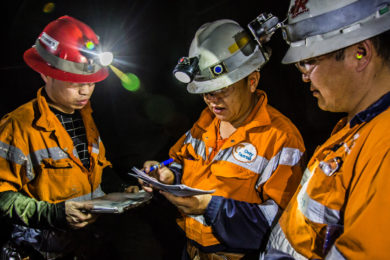 Variable rock mass pushes Rio off course at Oyu Tolgoi Underground project