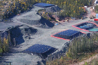 NICO mine boost as Northwest Territories govt signs contract to construct Tlicho Road