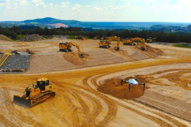 Skycatch & Komatsu Australia partner to boost project efficiency in quarry sites across Oceania