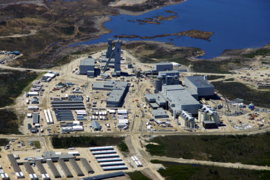 Goldcorp's Éléonore gold mine cleans up its act with novel wastewater treatment