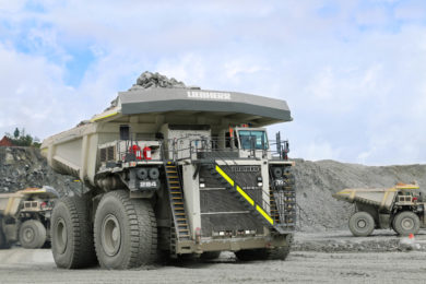 Liebherr's continuous improvements to ultra-class mining trucks maximise productivity