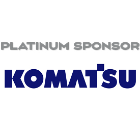 Komatsu platinum sponsor