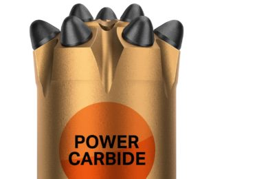 Sandvik launches Power Carbide to highlight rock tool capabilities