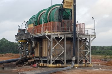 Trafo transforming mobile process plant operations at Sierra Leone mine