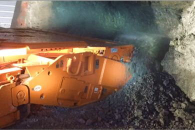 Paringa Resources in ramp-up mode at Poplar Grove coal mine