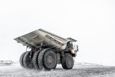 Metso gets new Truck Bodies order for Boliden's Aitik copper mine
