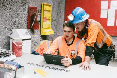 Ericsson and Ambra expand 5G partnership for mine automation