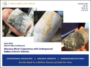 Andrew Schinkel - Kirkland Lake Gold paper