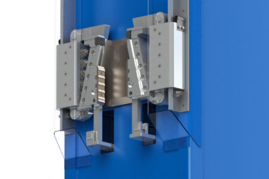FLSmidth launches Cage Guardian™ Safety Brake for underground steel guides