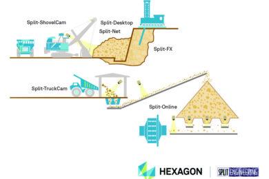 Hexagon closes drill & blast gap with Split Engineering acquisition