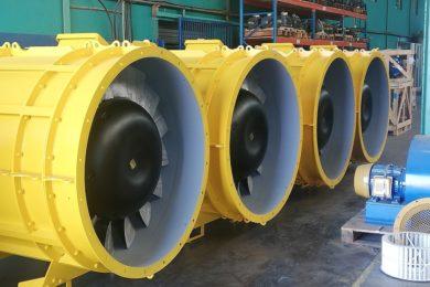 TLT-Turbo Africa to bring fresh air to Kamoa-Kakula copper project