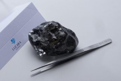 TOMRA XRT technology recovers massive diamond at Lucara's Karowe mine