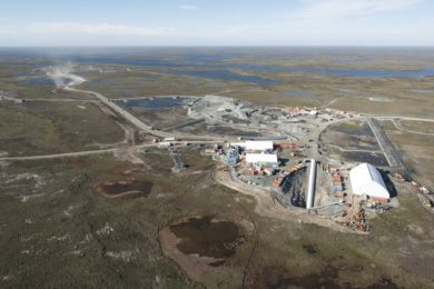 Agnico Eagle brings Meliadine gold mine in ahead of schedule and budget