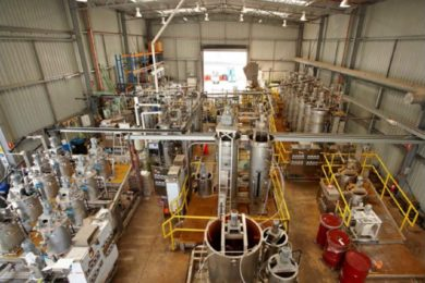 Lycopodium to lead PFS for battery materials refinery project