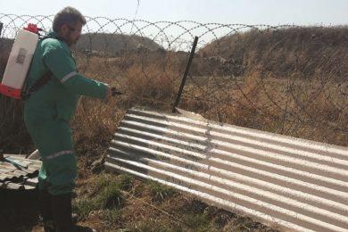 CHRYSO Vent Block Sealer helps coal miners close the gap
