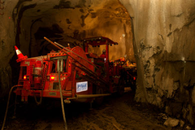 PYBAR Mining Services awarded contract for Gold Fields' Hamlet North mine development