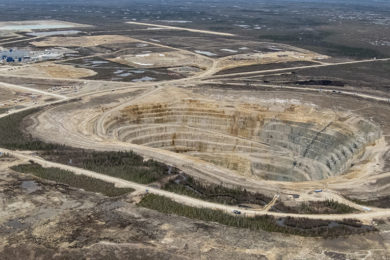 Production at De Beers Victor diamond mine in Ontario comes to an end