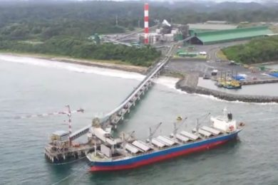 First copper concentrate shipment leaves FQM's Cobre Panama operation