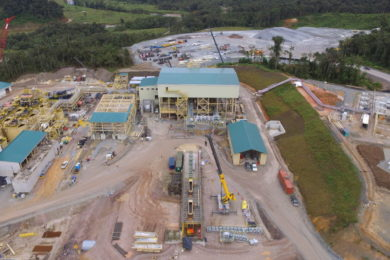 Lundin Gold in first production stope at Fruta del Norte gold operation