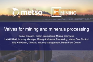 Valves for mining and minerals processing