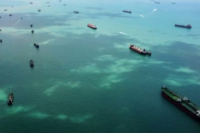BHP looks to LNG for lower iron ore shipping emissions